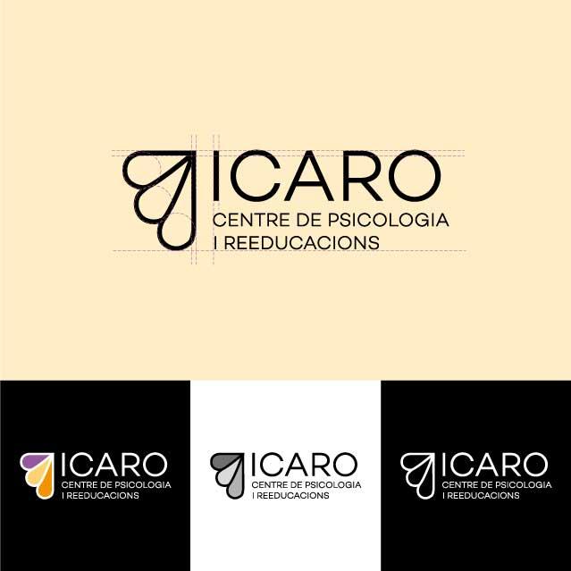 Icaro Psicologia - Branding