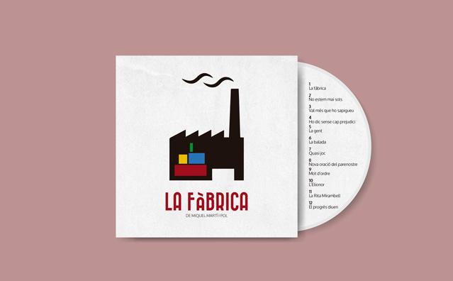 La Fàbrica - CD