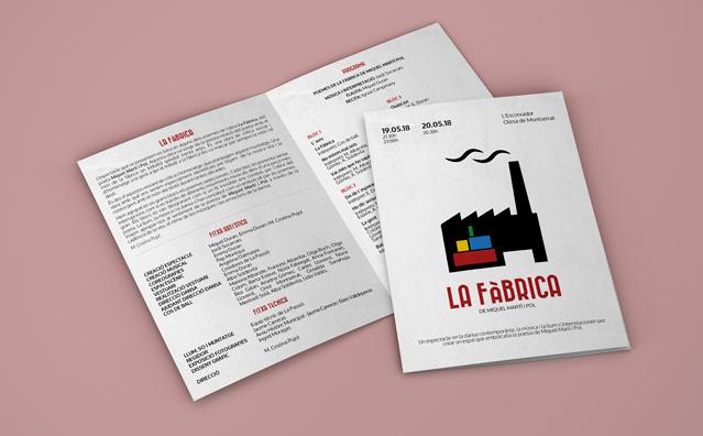 La Fàbrica - Programa