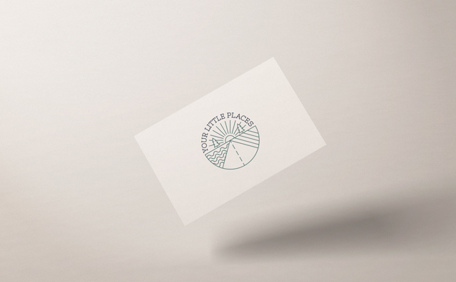 Your Little Places - Tarjeta de visita
