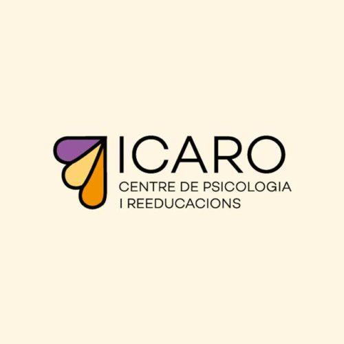 Icaro Psicologia - Logotipo